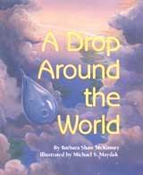 Recommended Book for Kids about Water: A Drop Around the World