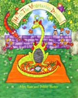 Recommended Book for Kids - Herb the Vegetarian Dragon