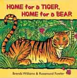 Recommended Book for Kids - Home for a Tiger, Home for a Bear