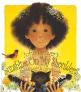 Recommended Book - John Denver's Sunshine on My Shoulders - book cover