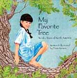 Recommended Books for Kids about Trees - My Favorite Tree