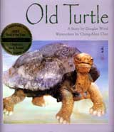 Recommended book for kids - Old Turtle