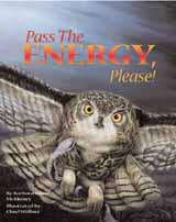 Recommended Books for Kids - Pass the Energy Please - Cover