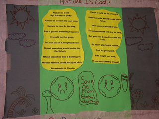 Poems on Global Warming Written by Kids from Hawaii - Environmental